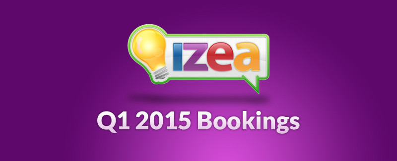 q1-bookings